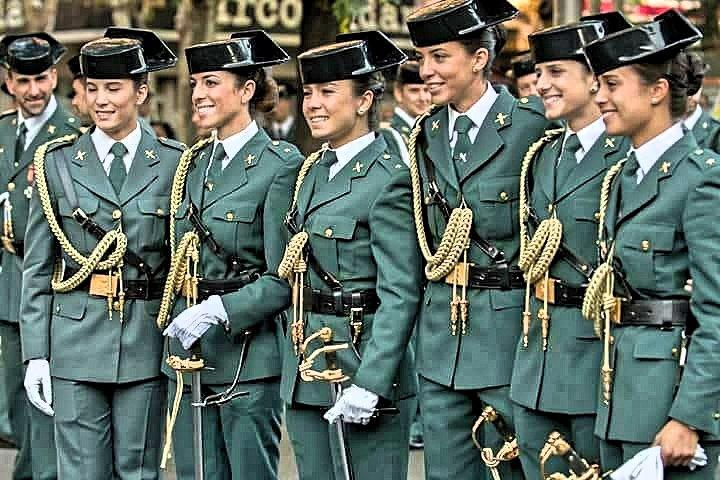 Guardia Civil Simulacros 2020