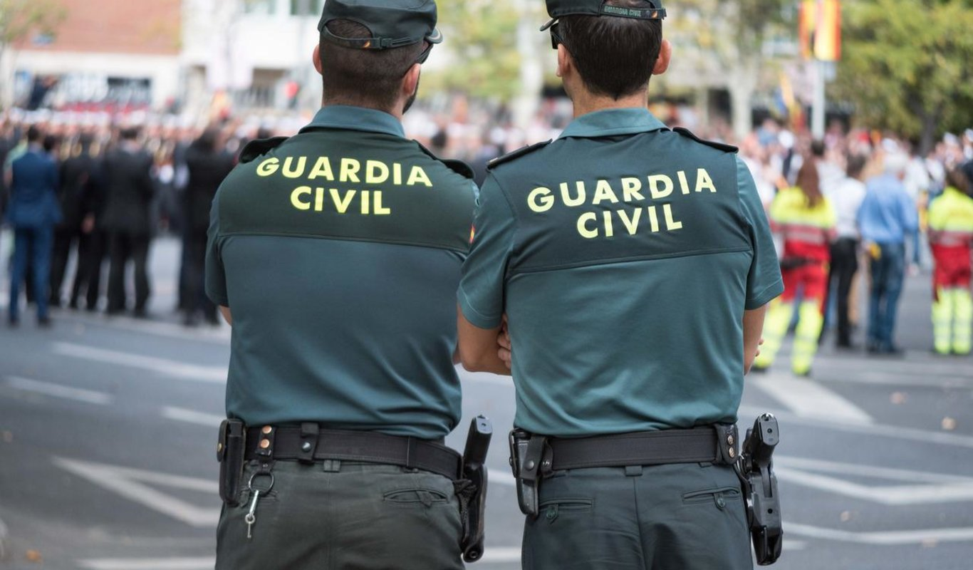 Cabo Guardia Civil 2019/2020